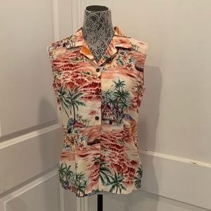 Tommy Bahama style top